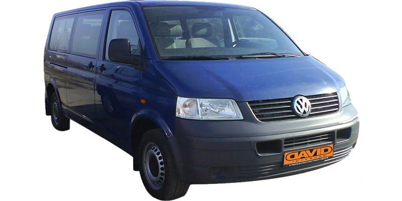VW Transporter Featured Image